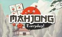 mahjong everyday we love games. Black Bedroom Furniture Sets. Home Design Ideas