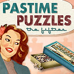 Pastime Puzzles Deluxe - The Fifties