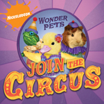 The Wonder Pets Join The Circus