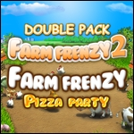 Double Pack Farm Frenzy 2 and Farm Frenzy - Pizza Party