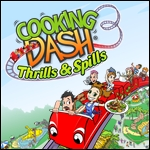 Cooking Dash® 3 - Thrills & Spills
