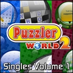 Puzzler - Arrowwords , Crosswords & Wordsearch Volume One