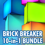 Brick Breaker 10-in-1 Bundle