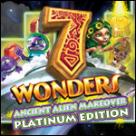 7 Wonders - Ancient Alien Makeover Platinum Edition