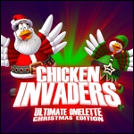 Chicken Invaders 4 - Ultimate Omelette Christmas Edition
