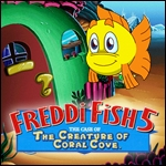 Freddi Fish(R) 5 The Case of The Creature of Coral Cove