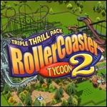 RollerCoaster Tycoon 2 - Triple Thrill Pack