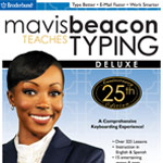 Mavis Beacon Teaches Typing 25th Edition Deluxe