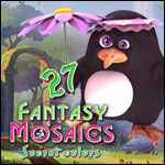 Fantasy Mosaics 27 - Secret Colors