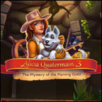 Alicia Quatermain 3 - Mystery of the Flaming Gold Collector's Edition