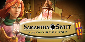 Samantha Swift - Adventure Bundle