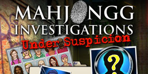 Mahjongg Investigations - Under Suspicion