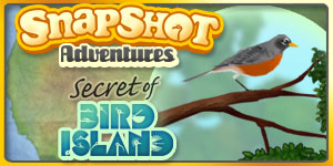 Snapshot Adventures - Secret of Bird Island