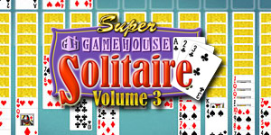 Super GameHouse Solitaire Volume 3