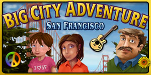 Big City Adventure - San Francisco