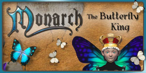 Monarch - The Butterfly King