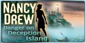 Nancy Drew(R) - Danger on Deception Island