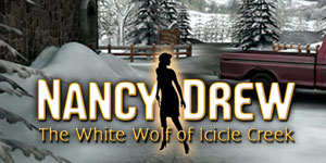 Nancy Drew® - The White Wolf of Icicle Creek