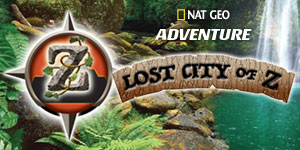 National Geographic Adventure - Lost City of Z
