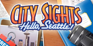 City Sights - Hello, Seattle!