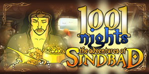 1001 Nights - The Adventures of Sindbad
