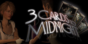 Three Cards to Midnight