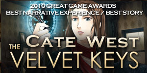 Cate West - The Velvet Keys™