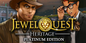 Jewel Quest Heritage Platinum Edition