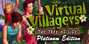 Virtual Villagers(tm) 4 - The Tree of Life Platinum Edition
