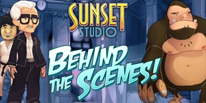 Sunset Studio - Behind the Scenes!