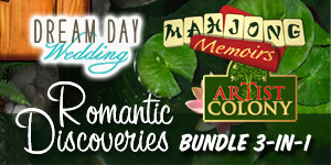 Romantic Discoveries Bundle - 3 in 1