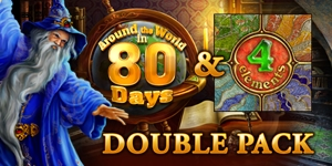 Double Pack 4 Elements™ and Around the World in 80 Days™