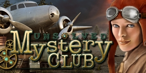 Unsolved Mystery Club™ - Amelia Earhart™