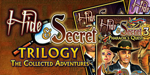 Hide & Secret Trilogy Bundle
