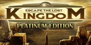 Escape the Lost Kingdom Platinum Edition