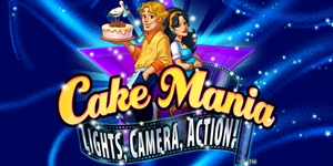 Cake Mania - Lights, Camera, Action!™