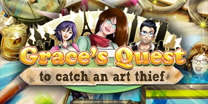 Grace's Quest - To Catch An Art Thief