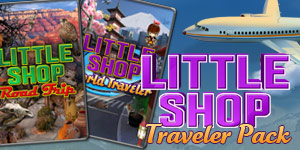 Little Shop - Traveler's Pack