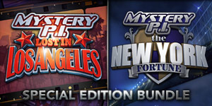 Mystery P.I.™ Special Bundle II