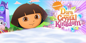 Dora Saves the Crystal Kingdom!