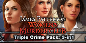 Women's Murder Club - Triple Crime Pack