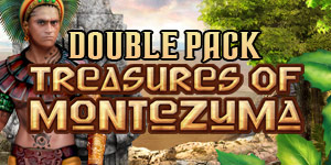Double Pack Treasures of Montezuma