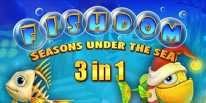 Fishdom - Seasons Under the Sea™ - 3 in 1