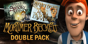 Mortimer Beckett Double Pack