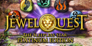 Jewel Quest - The Sleepless Star Platinum Edition