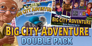 Big City Adventures Double Pack