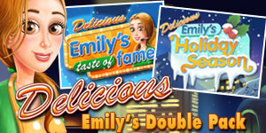 Delicious - Emily's Double Pack