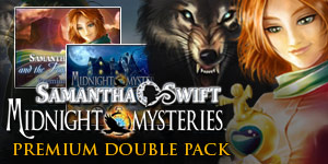 Samantha Swift Midnight Mysteries Platinum Double Pack