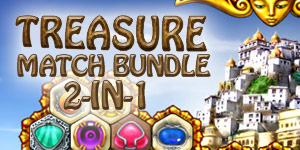 Treasure Match Bundle - 2 in 1