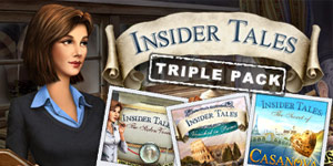 Insider Tales - Triple Pack